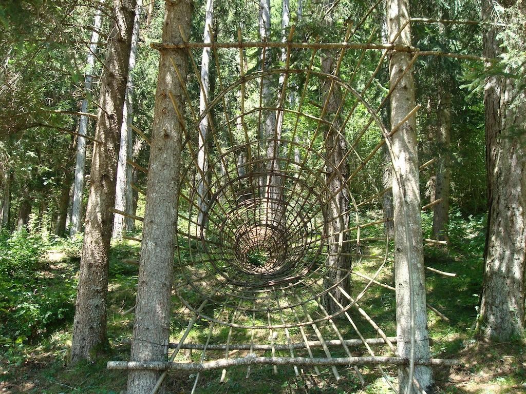 Land Art: nature becomes art in the Adamello Brenta Park