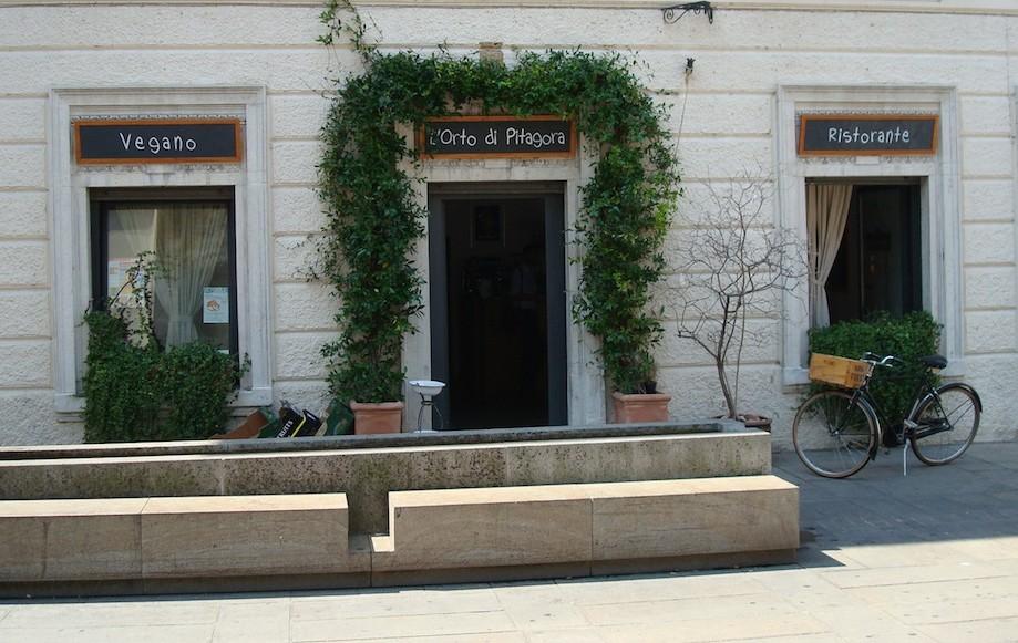Un ristorantino vegan nel cuore di Rovereto
