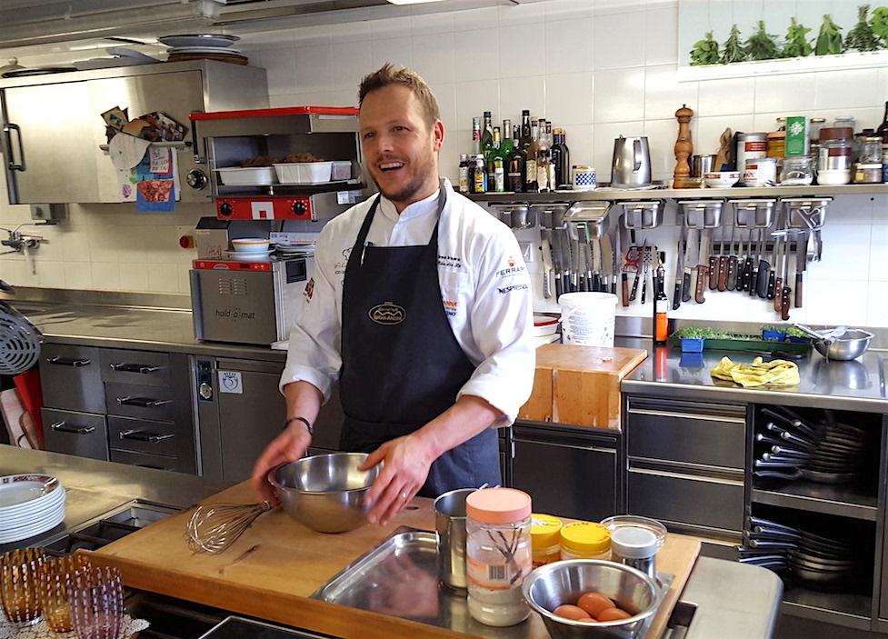 A scuola di cucina ladina sulle Dolomiti
