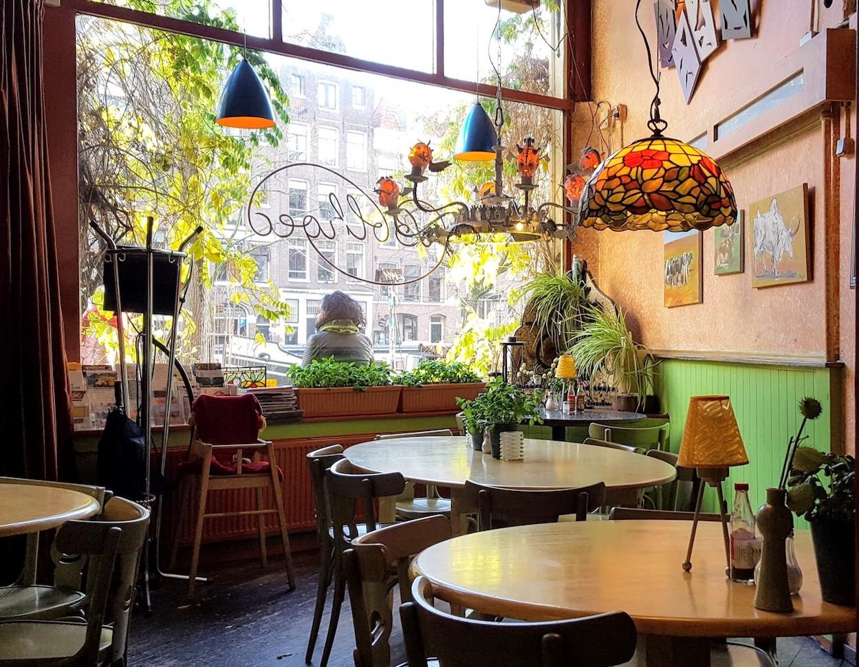 Mangiare ad Amsterdam in tre ristoranti insoliti